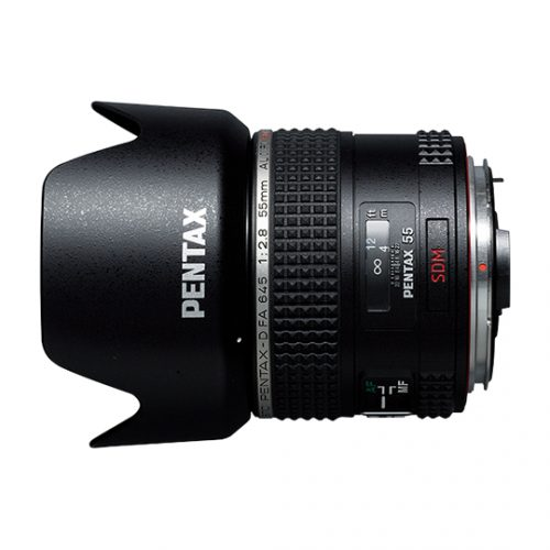 Pentax HD DFA 55/2.8 AW lens