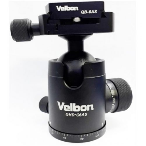BallHead Velbon QHD-G6AS