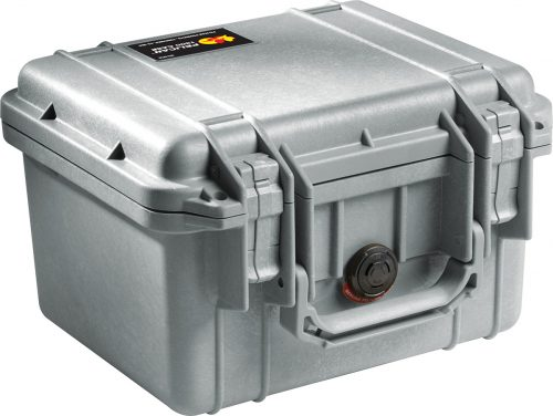 Va li Pelican 1300 Protector Case bạc