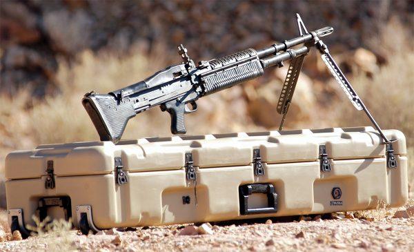 Thùng vận chuyển và bảo quản súng máy 472-M60