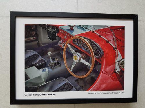 Viền nhôm bọc khung ảnh 452542-EX Galerie Frame FT-SL