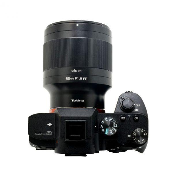 Ống kính Tokina atx-m 85mm F1.8 FE