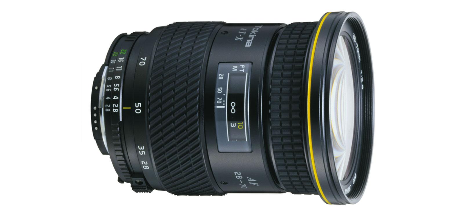 Ống kính Tokina AT-X 270 AF (28-70mm f/2.8)
