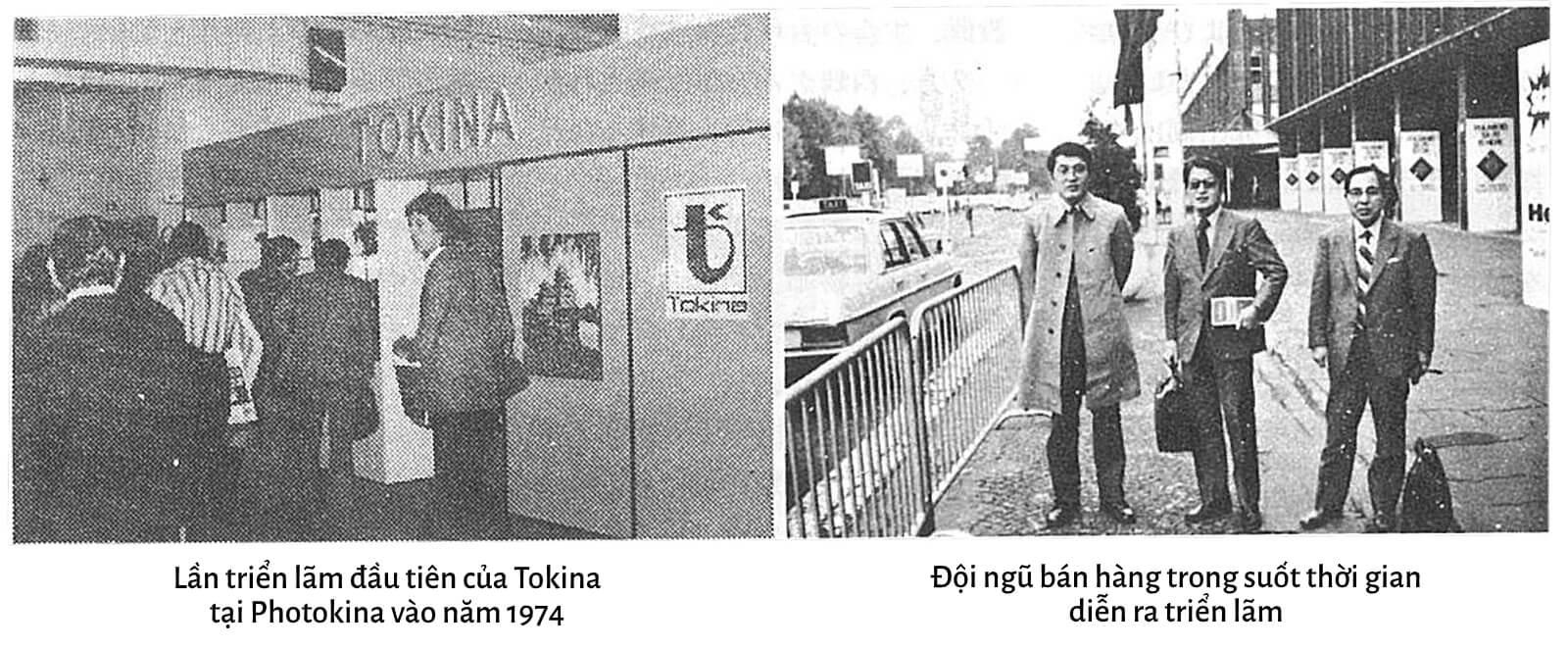 Lần triển lãm đầu tiên của ống kính Tokina tại Photokina (Đức)