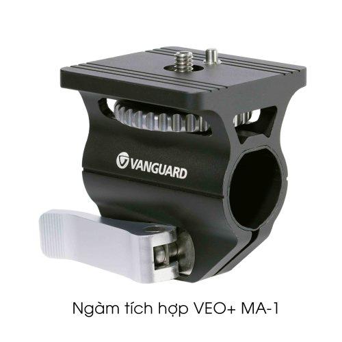 Ngàm tích hợp VEO+ MA1 chân máy Vanguard VEO 3+ 263AB