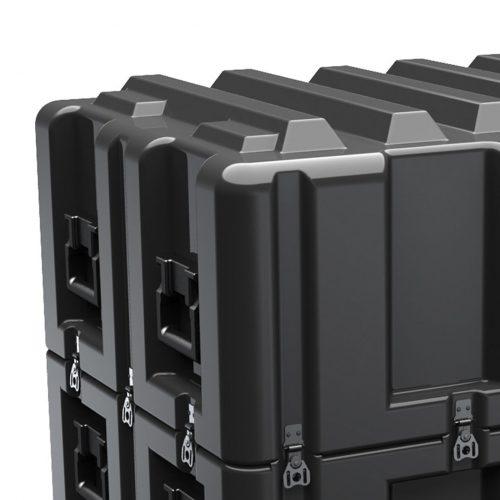 Rãnh cứng trên thùng bảo vệ chuyên nghiệp Pelican Lid Case AL3226-1413