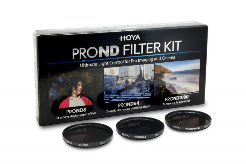 Filter máy ảnh Hoya ProND