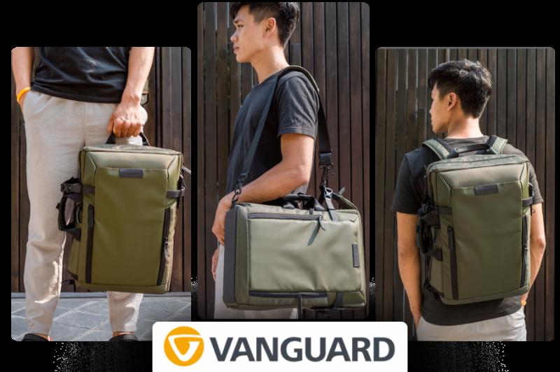 Túi máy ảnh đa dụng Vanguard