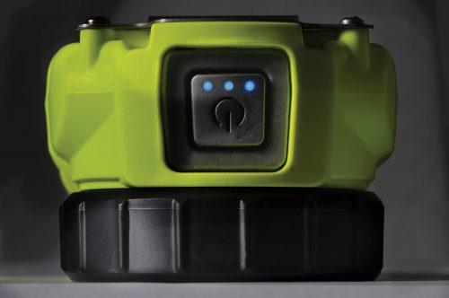 Tính gọn nhẹ của đèn pin 3715 Right Angle Light