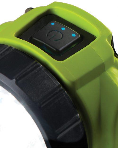 Tùy chỉnh chế độ sáng của đèn pin 3715 Right Angle Light